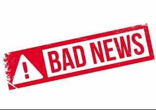 वाईट बातमी : लाइव्ह पिटूसी करणे रिपोर्टरला पडले महागात