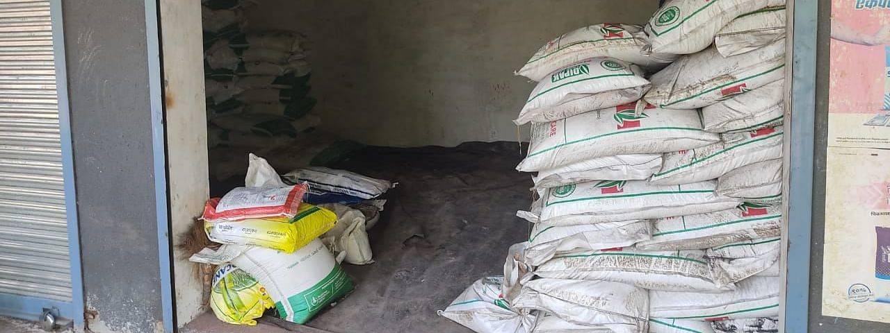जुना शिल्लक खताचा साठा पूर्वीच्याच एमआरपीने विकणे बंधनकारक