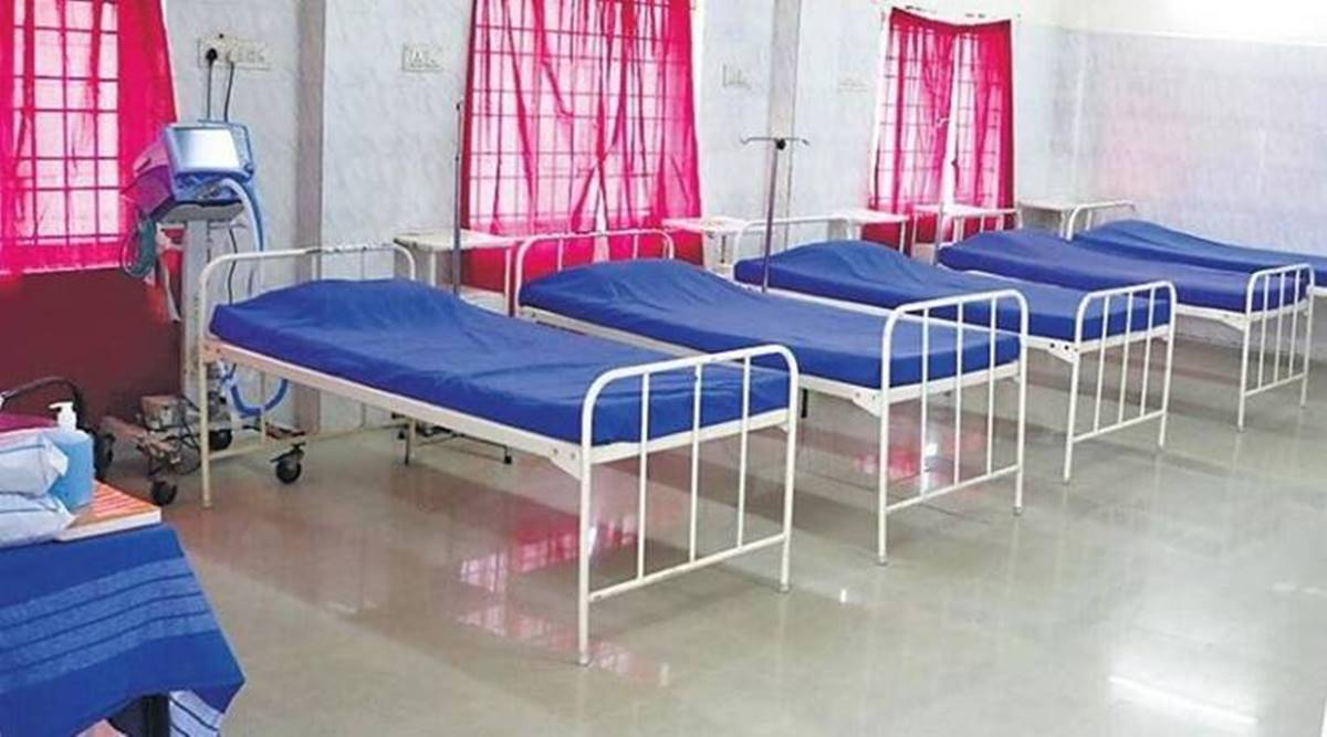 कोरोना : उस्मानाबाद जिल्हा रुग्णालयातील ३५ फ्लोअर बेड शिल्लक